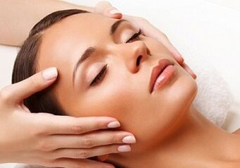 cosmetic procedures for facial skin rejuvenation