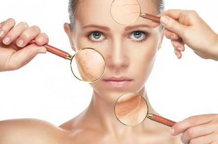 what skin imperfections can be corrected by the laser rejuvenation procedure