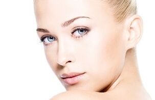 the essence of the procedure for fractional facial skin rejuvenation